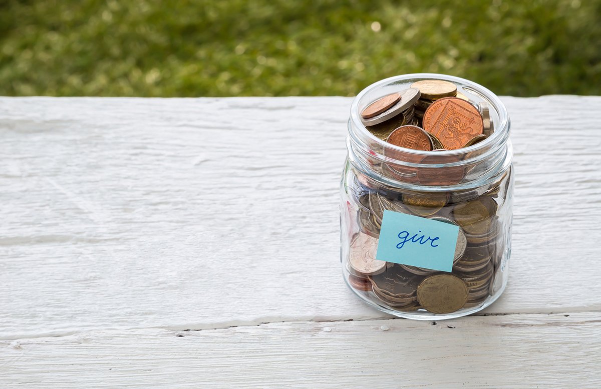 Give Money